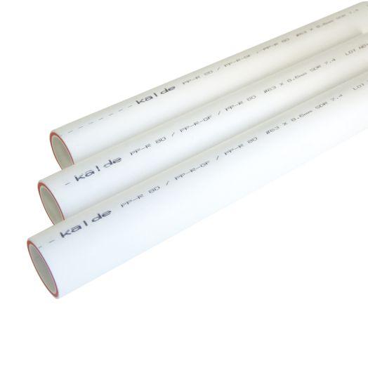 Труба ПП PN 20 32мм KALDE армированная стекловолокном